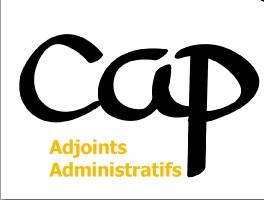 CAP des adjoints administratifs – Promos AAP1 – du 25 novembre 2016