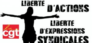 LE FONCTIONNAIRE SERVITEUR ET LE SYNDICALISTE MUSELÉ PAS QUESTION POUR L'UGFF-CGT !